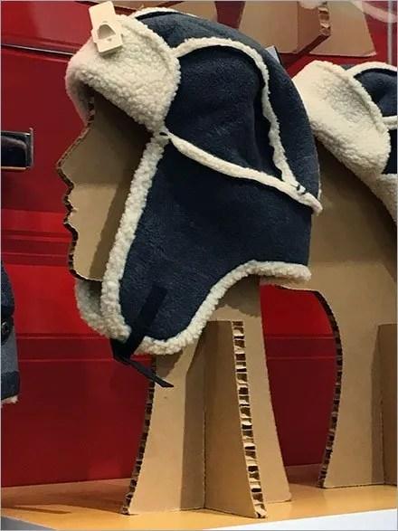 Woolrich Corrugated Headform Main