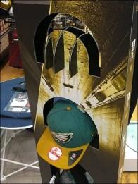 Baseball Cap Headform Core Assembles 2