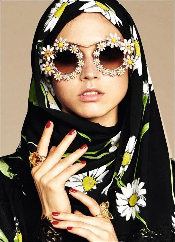 Dolce & Gabbana Hijab Main