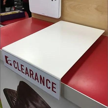 Drop-Shadowed Shelf Overlays