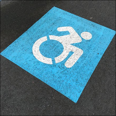 Dynamic Handicapped Parking in Retail
