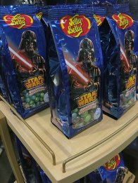 Jelly Belly Star Wars Wood Display 3