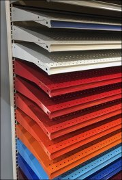 How To Buy Color Shelving and Store Fixtures
