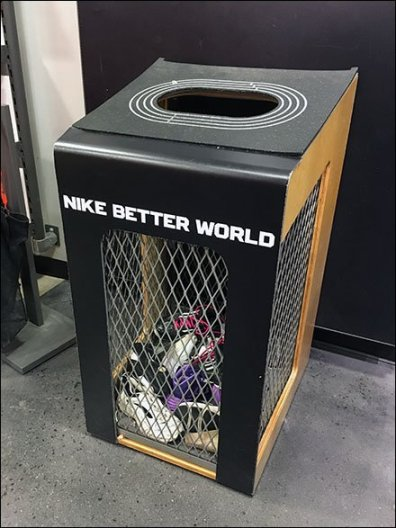 Nike Shoe Recycling 3