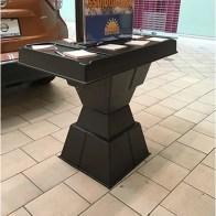 Pylon Geometric Table Base 2