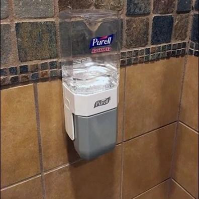 Restroom Hand Sanitizer by Purell