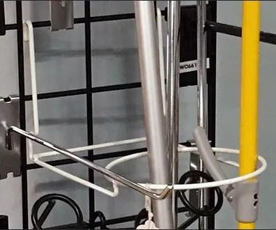 Ring Hook For Grid 1