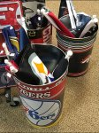 Team Flags Sold By Waste Basket Aux