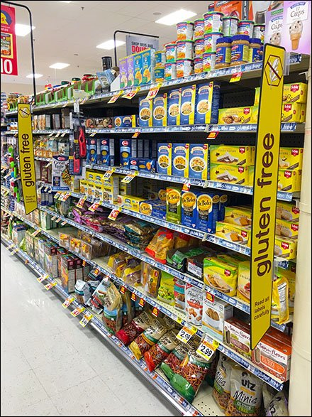 Gluten Free Category Management in Grocery Main