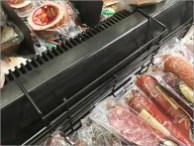 Cooler Case Sidecar Merchandising Basket