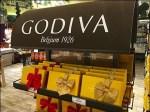 Gourmanoff - Godiva Awning Rack Branded Aux