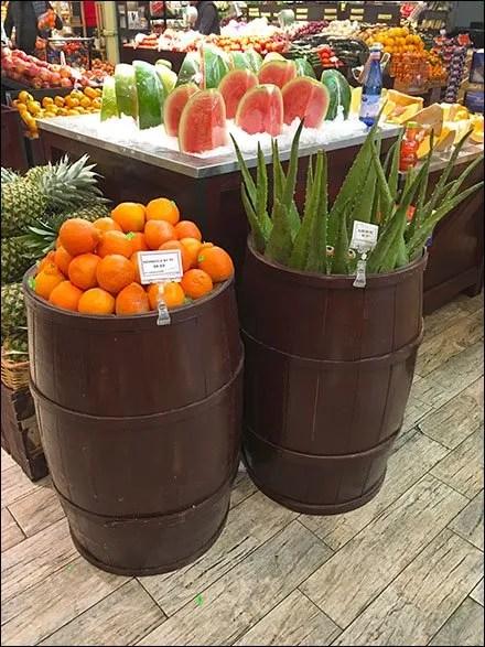 Gourmanoff Produce Aloe Bulk Barrel 1