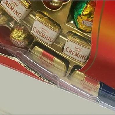 Gourmanoff - Sorini Mated Tray Candy Display 2