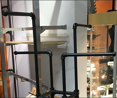 M Fried Angular Pipe Rack 3