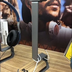 Marley Branded Headphone Stands 2