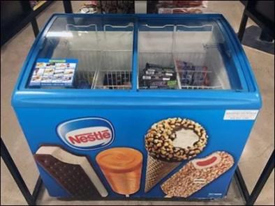 Nestle Branded Coffin Case Cooler 3