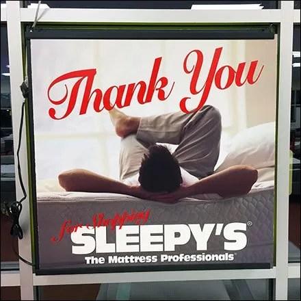 Sleepy's Retail Fixtures