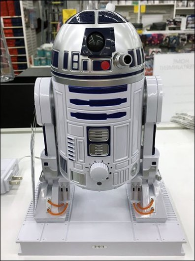 Star Wards R2D2 Humidifier 2