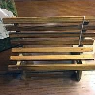 Bench Miniature Furniture 2