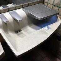 Bradley In-Sink Hand Dryer Beats Dyson