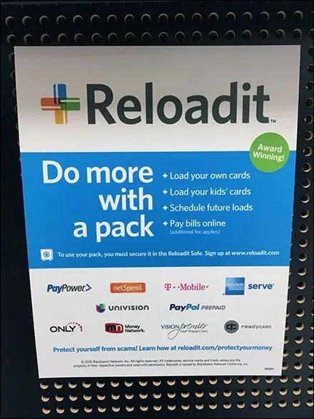 Cash Loading Card Display Benefits