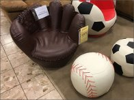 Childrens Sport Seating In-Store 2
