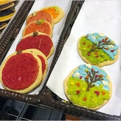 Cookie Grid Shelves 3