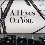 CoverGirl Embedding Signage All Eyes On You