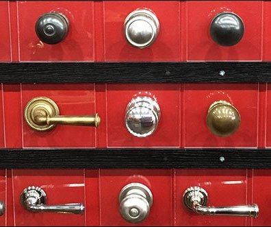 Concierge Hardware Knob Display