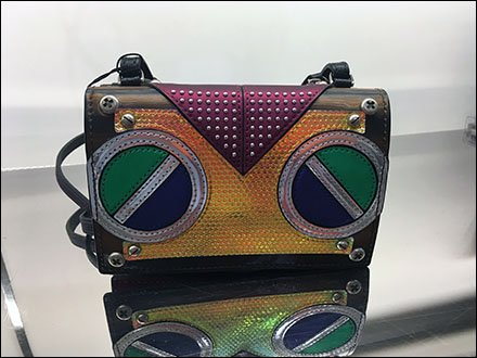 Fendi Audiophile Branded Boombox Purse 2