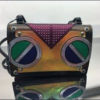 Fendi Audiophile Branded Boombox Purse 2
