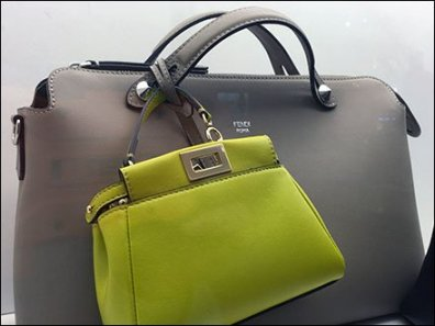 Fendi MicroBag As Purse Charm 2