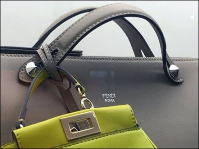 Fendi MicroBag As Purse Charm 3