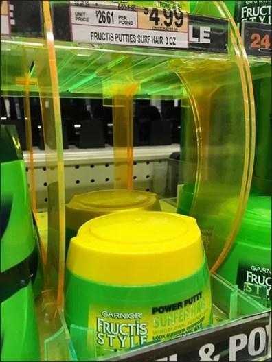 Fructis Double Stack Merchandising 3