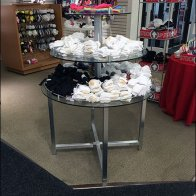Goldtoe Sock Display In-the-Round