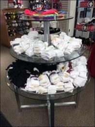 Goldtoe Sock Display In-the-RoundGoldtoe Sock Display In-the-Round