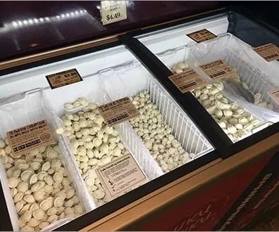Gourmanoff Coffin Cooler Alexs Russian Raviolli Bulk Binned 3