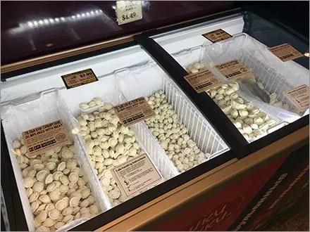 Gourmanoff Coffin Cooler Alexs Russian Raviolli Bulk Binned Main