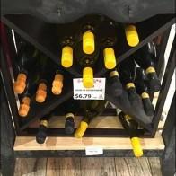 Gourmanoff Wine and Cheese Merchandising Island 3