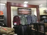 Haggar Clothing Deptmental Branding 2