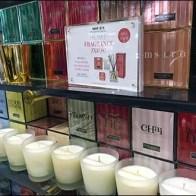 Henri Bendel Branded Scented Candles 2