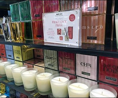Henri Bendel Branded Scented Candles 2