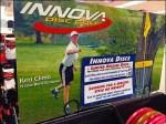 Innova Frisbee Disc Golf Merchandiser