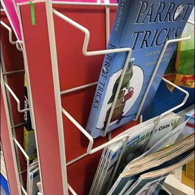 Literature Swing Away PowerWing Rack 3
