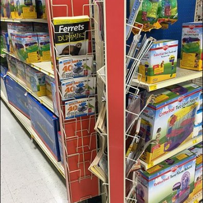 Literature Swing Away PowerWing Rack 5