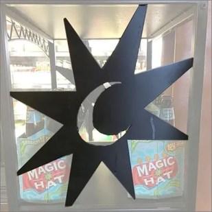 Magic Hat Occult Metal Plate 2