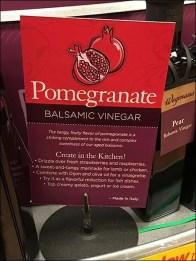 Olive Oil & Vinegar Flavor Bar