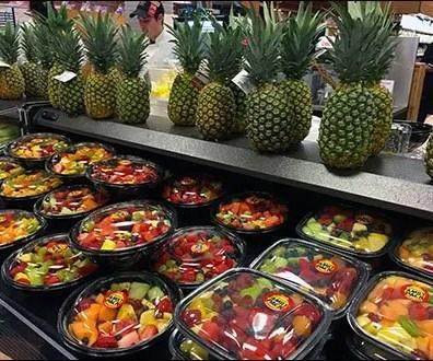 Pineapple Hedge 1