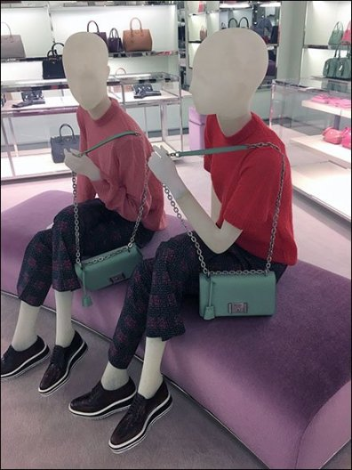Purses Benched For The Season 1