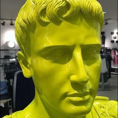 Roman Patrician Statue Attention Compeller 3